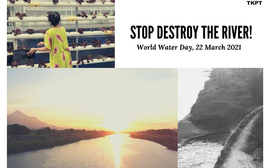 Selamatkan Air, Pulihkan Kehidupan Perempuan